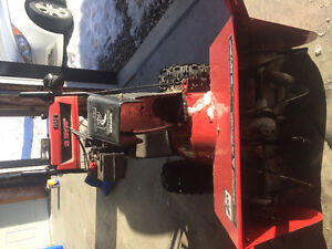 "12hp/30"" snowblower"