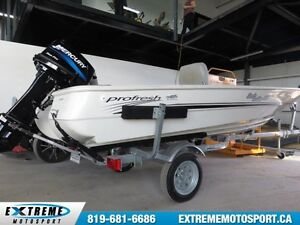 2011 NORDIC BOATS PROFRESH 162 !! 16 PIEDS !! 34,13$/SEMAINE