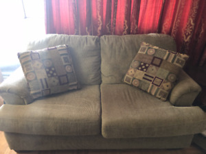 Great Condition Sofa Set For $250 ONLY! Moving Sale! CHEAP!!!