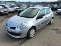 Renault Clio 1.2 16v 75 * Expression * ONLY 54K * JAN 18 MOT * 5 DOOR *
