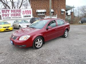 "2007 PONTIAC G5 ""WOW ONLY 116,000 KM"""