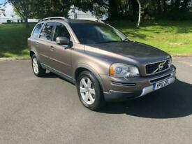 image for 2010 Volvo XC90 D5 SE LUX AWD Estate Diesel Manual