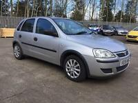 Vauxhall Corsa 1.2i 16v 2006. Life 5 Door Petrol Manual