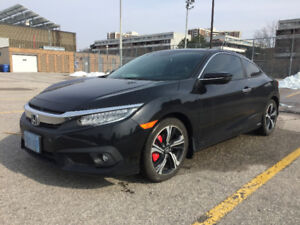 2017 Honda Civic Coupe Touring -LEASE TAKEOVER *$1000 INCENTIVE*