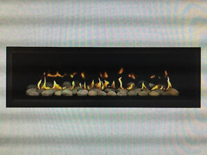 """Brand New 50"""" Modern Linear Napoleon Natural Gas Fireplace"""