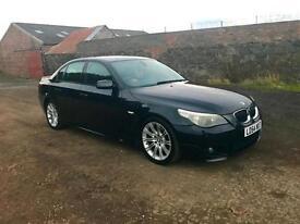2005 BMW 5 Series 4.4 545i Sport 4dr