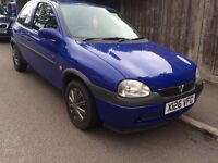 Low MILAGE !!!! Vauxhall Corsa 1.2