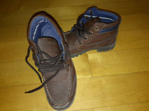 Bottines Nautica  gr 13 US enfant