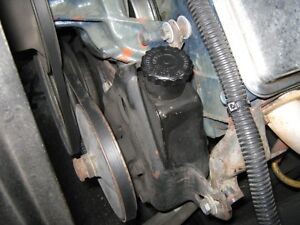 Chevy Power Steering Pump.