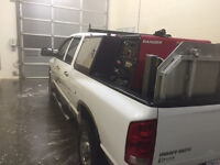 Mobile Fabricator For Hire