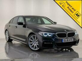image for 2018 BMW 5 Series 3.0 530d M Sport Auto xDrive (s/s) 4dr Saloon Diesel Automatic