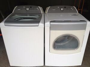 WHIRLPOOL CABRIO HE Laveuse Secheuse Haute Efficacité Washer Dry