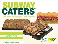 Subway is Hiring (FT or PT)
