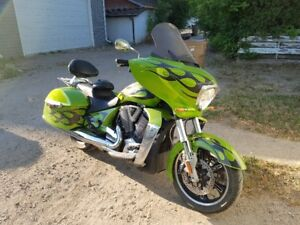 2013 Antifreeze Green Victory Cross Country