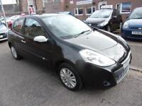 RENAULT CLIO 1.2 music 2009 Petrol Manual in Black
