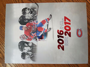 Canadiens de Montreal Billets Saison 321BB Centre Blanc