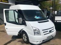2014 63 Ford Transit 2.2TDCi ( 125PS ) ( EU5 ) 280 SWB / AIR-CON / ST SPORT PACK