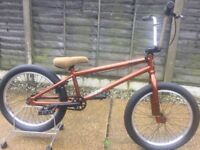 LIMITED EDITION MONGOOSE BMX
