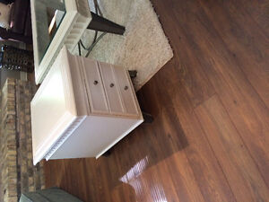 End table with drawers London Ontario image 2