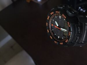 Casio PRG-550 ProTrek solar watch Belleville Belleville Area image 4