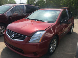 2012 Nissan Sentra SL just arrived for sale at Pic N Save!