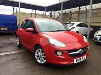 VAUXHALL ADAM JAM 1.4, 2014 **TOP SPEC**NEW M.O.T**VERY CLEAN CAR**BARGAIN!!