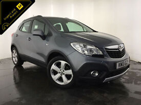 2013 VAUXHALL MOKKA EXCLUSIV CDTI DIESEL 1 OWNER SERVICE HISTORY FINANCE PX