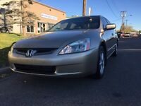 Honda Accord ex fully loaded only 76000km need to see