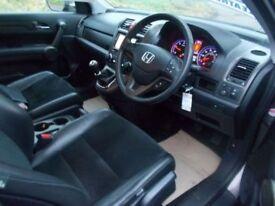 Honda CR-V 2.2 I-DTEC ES-T (silver) 2010