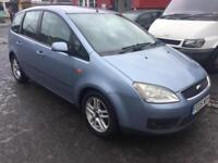 FORD FOCUS C-MAX 1.6 ZETEC [TO CLEAR] FULL MOT..ONE OWNER..LOOKS+DRIVES GOOD
