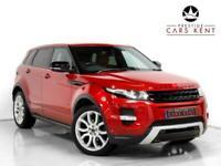 2011 Land Rover Range Rover Evoque 2.2 SD4 Dynamic 5dr Auto Hatchback Diesel Aut
