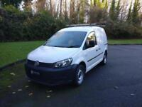Volkswagen Caddy 1.6TDi BlueMotion Tech C20 Panel Van 2012 **NO VAT**