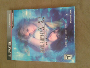 Final Fantasy 10/10-2 HD Limited Edition 25$