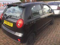 Chevrolet matiz 1, litre petrol,56 Reg,£899.