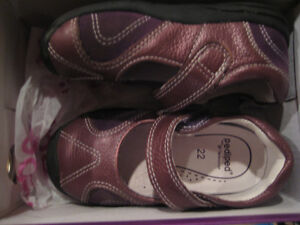 d52227d1708 Pediped Dark Purple Shoes
