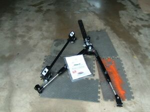 roadmaster falcon 2 motorhome mounted tow bar. never used.