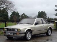 1986 BMW 3 Series 2.0 320i Baur Conversion 2dr Convertible Petrol Automatic
