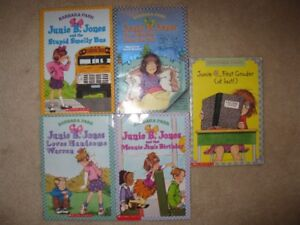 Junie B Jones Chapter Books