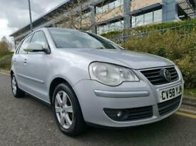 image for 2008 Volkswagen Polo 1.4 TDI Match (70bhp) Small Diesel Hatchback 1.4