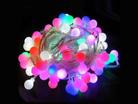 Battery operated fairy lights..4 meters 40 lights