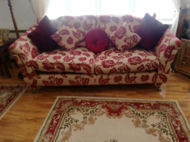 3 seater and 2 seater quality settees