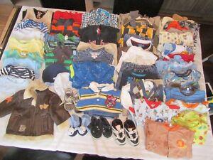 Lot de vêtements bébé garcon 6-12 mois