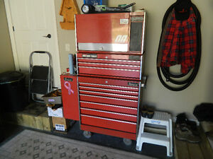 Snap-On Tool box and Tools....