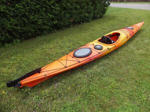 Kayak TSUNAMI 175 de Wilderness System