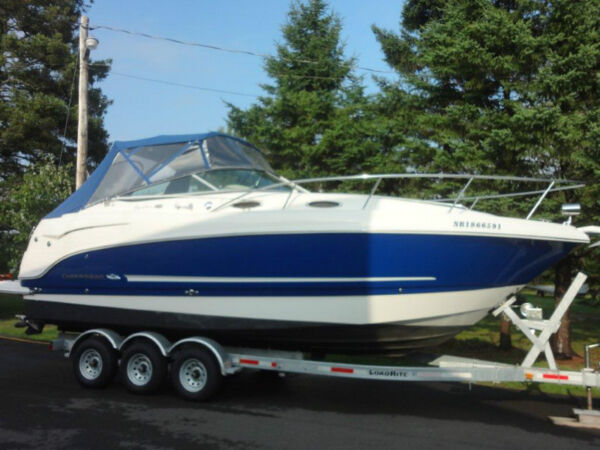 Used 2008 Chaparral 280 Signature Cruiser