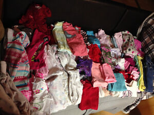 Large baby girl lot