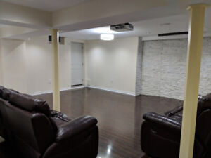 Gorgeous 2 Bed rooms Basement for Rent from 1st May, Mississauga