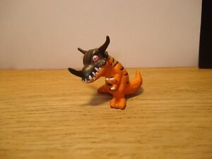 "Digimon Greymon PVC Figure, 1.5"" tall, 1997 Bandai Kingston Kingston Area image 1"