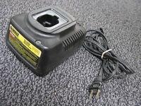 Dewalt DW9107 9.6V 1 hour battery charger