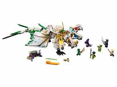 LEGO Ninjago The Ultra Dragon 70679 Ninja Dragoy Toy